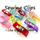 50 Pcs Mini Sewing Clips/quilting Clips/binding Clips/craft/knitting/crocheting