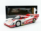 MINICHAMPS 836611 836612 836614 846612 PORSCHE 956K model cars Canon Boss 1:18th