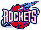 Houston Rockets Throwback Rocket  Logo Vinyl Decal / Sticker 10 Sizes!! on eBay
