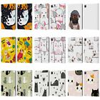 OFFICIAL HAROULITA CATS AND DOGS LEATHER BOOK WALLET CASE COVER FOR APPLE iPAD