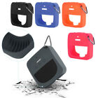 Travel Carry Silicone Protect Cover Case Buckle for Bose SoundLink Micro Speaker
