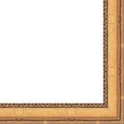 Kyпить Picture Frame Moulding (Wood) - Traditional Gold Finish - 1.25