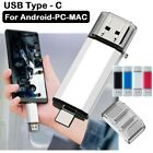 USB TYPE C Flash Pen Drive Memory Stick U Disk OTG Photostick Mobile Android