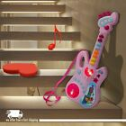 Electric Guitar Kids Toy Toddler With Lights/sounds Musical Educational Toy
