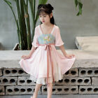 Children's dress parent-child dress Chinese Style New year Dress Tang suit
