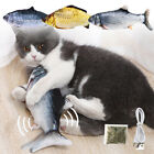 Catnip Fish Toys for Cats Squeaker Sound Simulation Fish Cat Interactive Toys