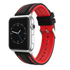 For iWatch Apple Watch Series 5/4/3/2/1 Replacement Sport Watch Band Strap