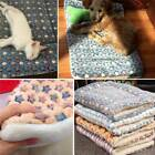 Washable Towel Cushion For Dog Puppy Sleeping Cover Large Medium Small Dog Bed