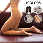 Womens Invisible Thin Seamless 5 Toes Separate Solid Color Pantyhose Breathable