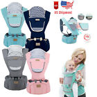 Infant Baby Carrier Breathable Baby Wrap Carrier Ergonomic Adjustable 4-48 Month