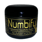 Numb-ify Numbing Cream - Professional Anesthetic For Tattoo, Waxing, & More