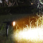 LED Landscape Lights Solar Powered Outdoor Garden Path Lawn Yard Lamp Waterproof