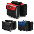 Bicycle Bag Front Tube Frame Phone Bike Bags Pouch Frame Cycling Accessory US