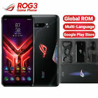 Asus Rog Phone 3 Gaming 865 Plus 128gb/256gb 12gb Ram Sim Free Smartphone 6.59""