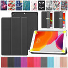 """For iPad 8th Gen 10.2"""" (2020) Magnetic Ultra thin Leather Case Smart Stand Cover"""
