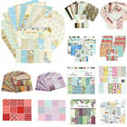 DIY Scrapbooking Pads Paper Origami Card Hand Making Art Background Decor Crafts