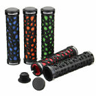 ROCKBROS Cycling Handlebar Grips Double Lock Anti Skid Rubber Bike Grips 5 Color