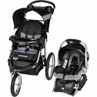 New Millennium Expedition Jogger Baby Travel System Infant Stroller And Car Seat