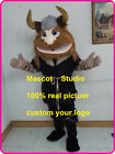 Viking Mascot Costume Cosplay Party Game Dress Outfit Advertising Halloween 2019