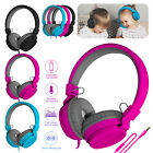 Kyпить Kids 3.5mm Headphone Adjustable Earphone On Ear Wired Stereo Headsets for Girls на еВаy.соm