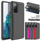 For Samsung Galaxy S20 FE 5G / S21 Ultra Shockproof Rugged TPU Slim Case Cover