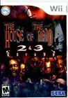 House of the Dead 2 & 3 Return, The - Original Nintendo Wii game