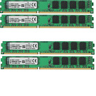 32G 16GB 8GB 4GB 2GB PC3-12800U DDR3-1600 DIMM Intel Memory RAM For Kingston LOT