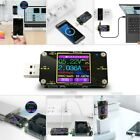 USB Fast Charging Power Monitor Detector with TYPE-C Voltmeter Ammeter Tester