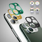 Full Cover Metal Camera Lens Screen Film Protector for iPhone 11/11Pro/11Pro Max