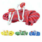 12mm Heavy Duty Outdoor Climbing Rope Rock Tree Rappelling Gear Auxiliary Cord