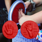 Soft Clay DIY Baby Hand Foot Inkpad Handprint Footprint Fingerprint Kids Toys F