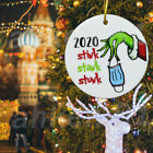 2020 stink stank stunk ornament - Grinch Christmas funny ornament Xmas Gift US
