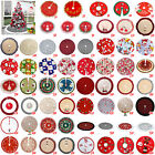 Christmas Tree Skirt Mat Floor Cover Decorations Carpet Ornaments Party Base Us