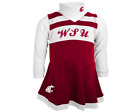Outerstuff NCAA Toddler Girls Washington State Cougars Cheer Dress