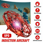 Magic Mini Drone Quad Induction UFO Flying Toy Hand-Controlled RC Kids Xmas Gift