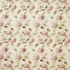 ' Laura Ashley Hydrangea Pink Fabric Remnant