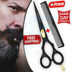 Moustache Scissors Beard Trimming Ear Eyebrow Nose Baby Hair Trim 4.5