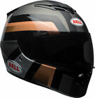 Bell Gloss/Matte Copper/Black/Titanium RS-2 Empire Motorcycle Full Face Helmet