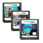 Castlevania: Dawn of Sorrow/Portrait Ruin/Order Ecclesia Game for 3DS NDSI NDSXL