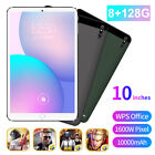 "10"" Android 10.0 Ultra-thin 4G 8 128G WIFI Dual SIM Triple Camera Tablet PC"