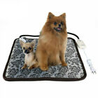 Large Electric Waterproof Pet Heated Pad Puppy Dog Cats Bed Mat Heater Mats Warm
