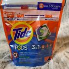 Tide Pods Liquid Laundry Detergent Pacs