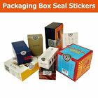 Cosmetic / Jewellery Gift Box / Postal Box / Pip Box - Shipping Security Seals