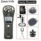 Original ZOOM H1N Handy Recorder Audio Video Interview Stereo Microphone
