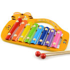 EL Right Hand Knocking Piano Early Enlightenment Music Toy Child Wooden Toy