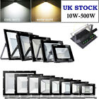 LED Floodlight 10W-500W Cool/Warm White Outdoor Security Spotlight IP65 Lamp NEW