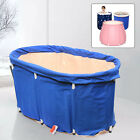 Foldable Portable Bathtub 3/6-Layer Thickened Thermal Warm Water Tub Home Spa