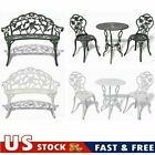 2021 Garden Bistro Table And Chairs Set Cast Aluminium Outdoor Furniture Park