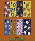 BT21 Halloween Pattern Series Color Soft Jelly Case Knock, Knock Who