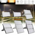 100W/200W/300W LED Floodlight Motion Outdoor Garden Security Flood Light Lamps